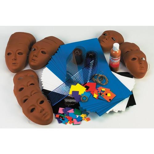 Egyptian Masks Kit