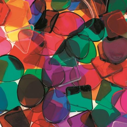 Mosaic Translucent Tiles