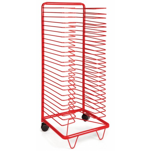 Drying Racks on Casters - 25 Levels