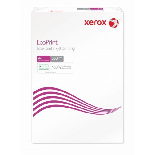 Xerox Ecoprint A4 - Single Ream (500 sheets)