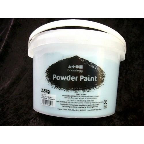 Powder Paint - Sky Blue