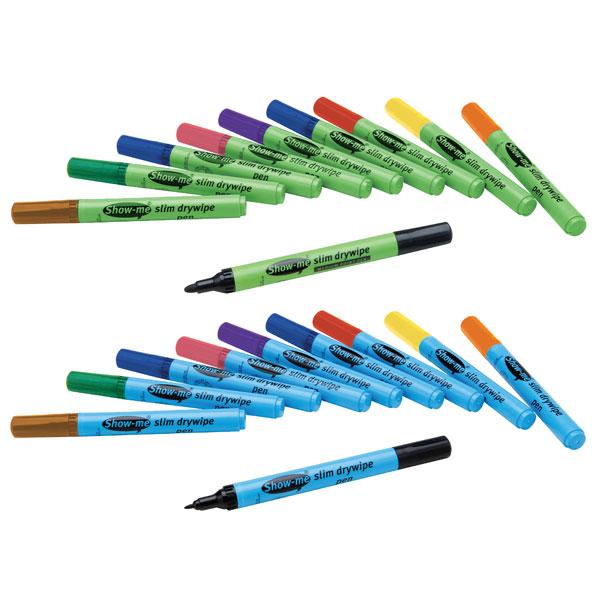 Drywipe Pens