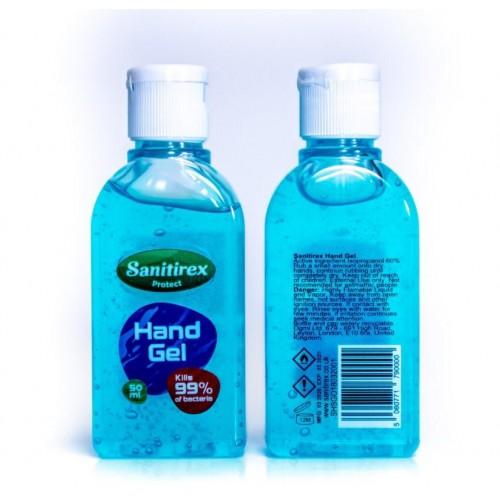 Sanitirex Protect Hand Gel 50ml