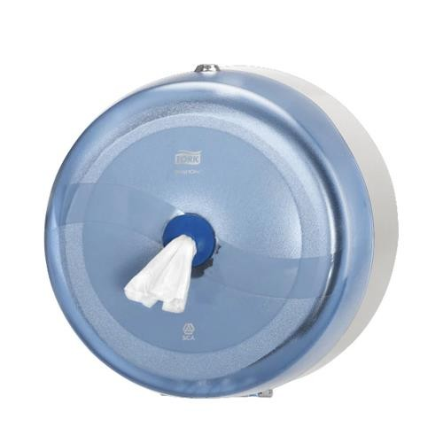Tork SmartOne® Toilet Roll Dispenser Blue