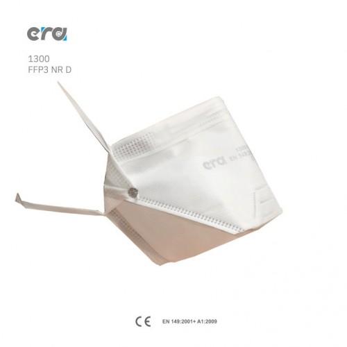 FFP3 Respirator Mask Foldable NR EN 149:2001+A1:2009 [Pack 5]