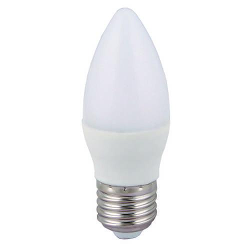 Liteway LED Candle Screw Cap ES/E27 5W / 400 Lumen - Bulk Pack 5