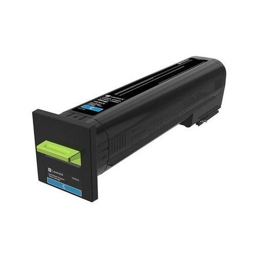Genuine Lexmark Cyan 24B6717 Toner Cartridge