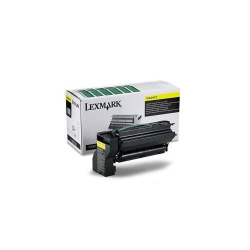Genuine Lexmark Yellow 24B6719 Toner Cartridge