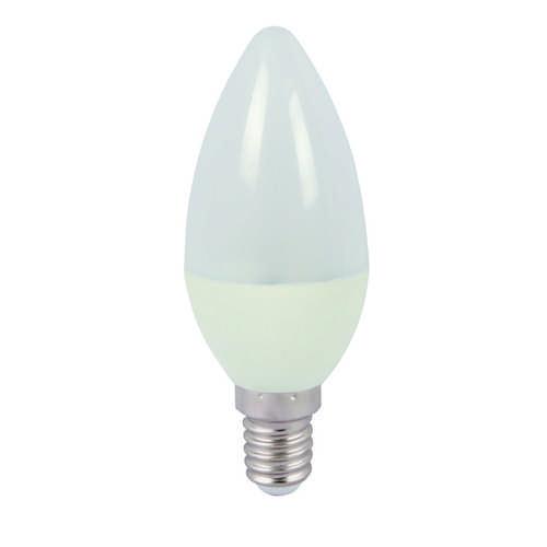 Liteway LED Candle Screw Cap SES/E14 5W / 400 Lumen - Bulk Pack 5