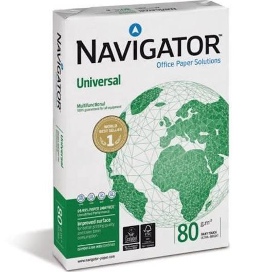 A4 Navigator Universal Paper 80gsm - Ream 500 sheets