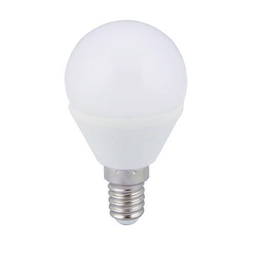 Liteway LED Golf Ball Screw Cap SES/E14 5W / 400 Lumen - Bulk Pack 5