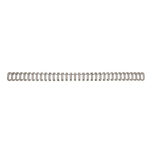 GBC Binding Wire Elements 34 Loop for 125 Sheets 14mm A4 Black Ref RG810910U Pack 100