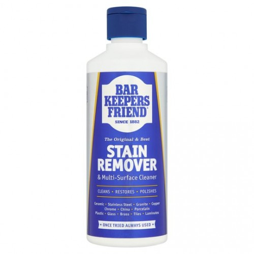 Bar Keepers Friend Multi Surface Household Cleaner & Stain Remover Powder 250g [Pack of 6]