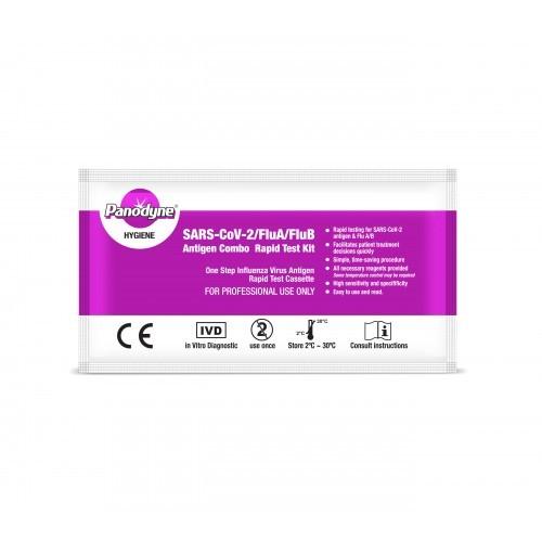 Panodyne SARS-CoV-2/FluA/FluB Antigen Combo Rapid Test Kit
