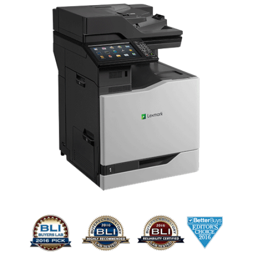 Lexmark XC8160 Multifunction A4 Colour Printer