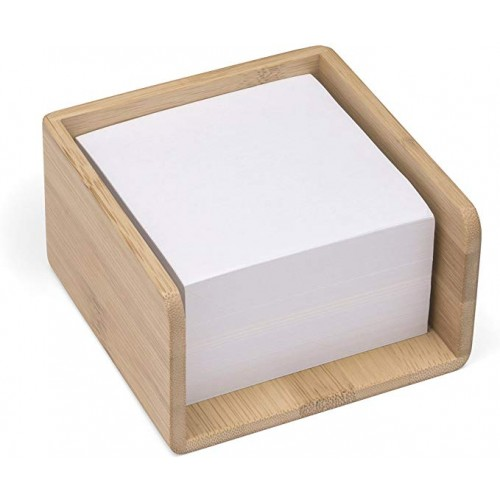 Osco Bamboo Memo Pad With 500 Sheets of Paper