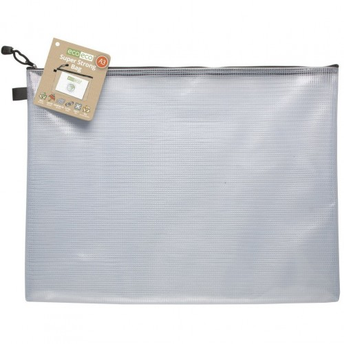 EcoEco A3 95% Recycled Super Strong Bag
