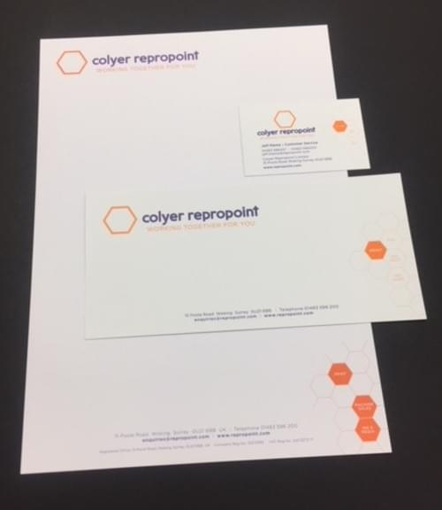 DL Comp Slip 120 gsm Uncoated Pack of 500 Express Delivery