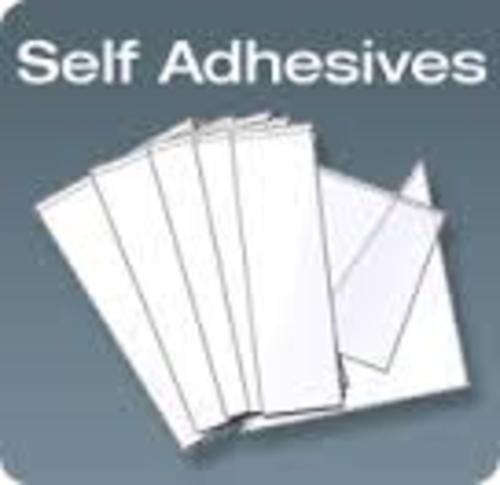 Self Adhesive Portrait Pocket A4 Pack of 100