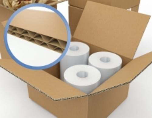 A4 Double Skin Flat Packed Box Packed 15