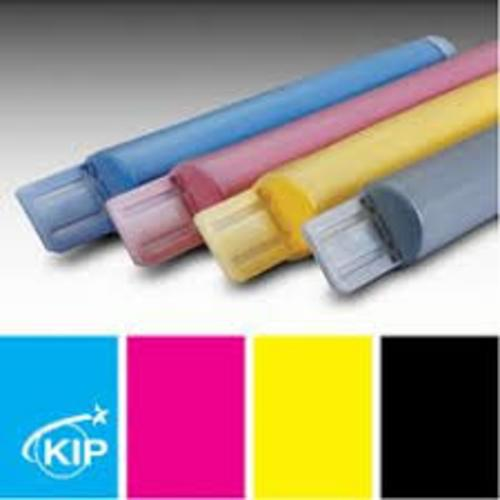 KIP 860 Cyan Toner Cartridge 1kg Pack of 2
