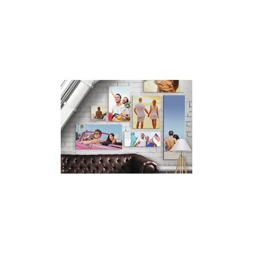 Universal Polyester Canvas Matt White 260gsm 610mm x 30m