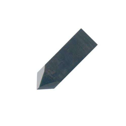 500-9802 Double Edge Cutout Knife - 50deg up to 3mm thick material)