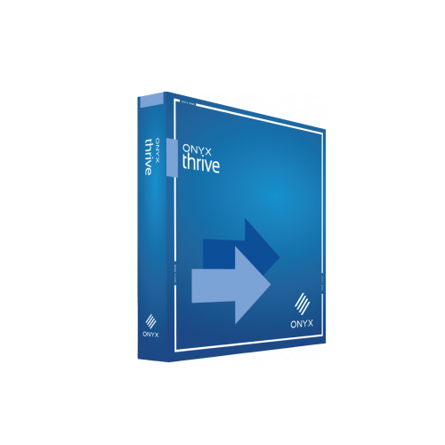 Onyx Thrive 421 Software
