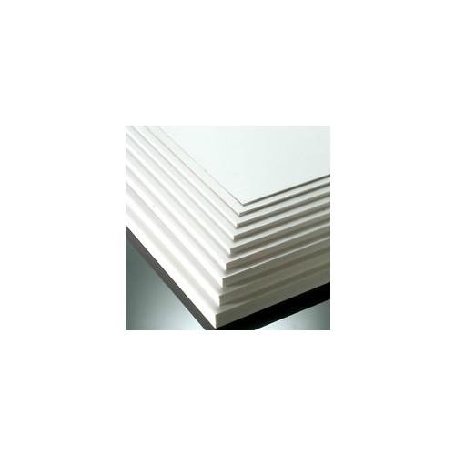 5mm PVC 2440x1220mm PE Film White Sheet Pack 6
