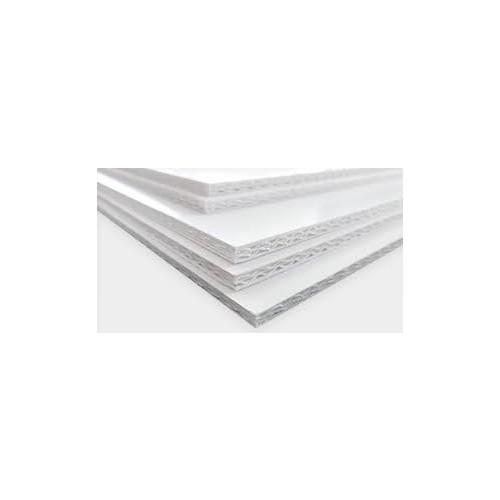 Dispa Board Bright White Fsc4 2450mm x 1250mm  Pack 10