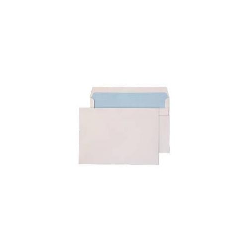 White Wallett S/S 90gsm C5 White Envelope Box 1000