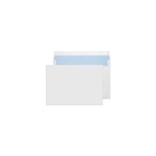 White Wallett S/S 90gsm C4 White Envelope Box 1000