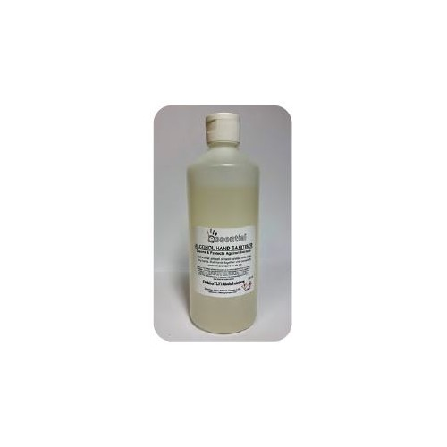 Essential Hand Sanitiser Gel 500ml