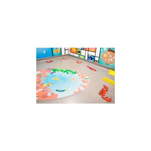 Print n Walk Floor System 1600mm x 30m - 200mic