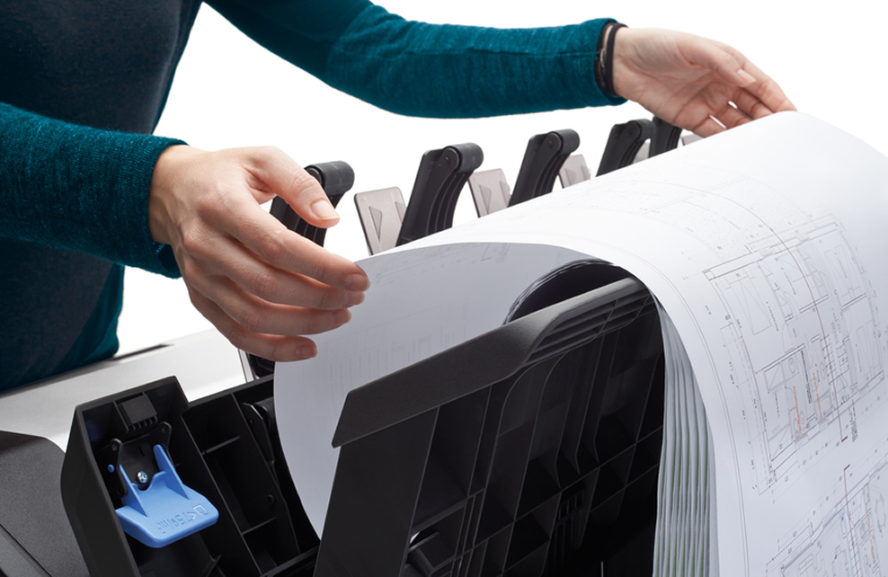 Plan Printing Media (Toner Based Printers)