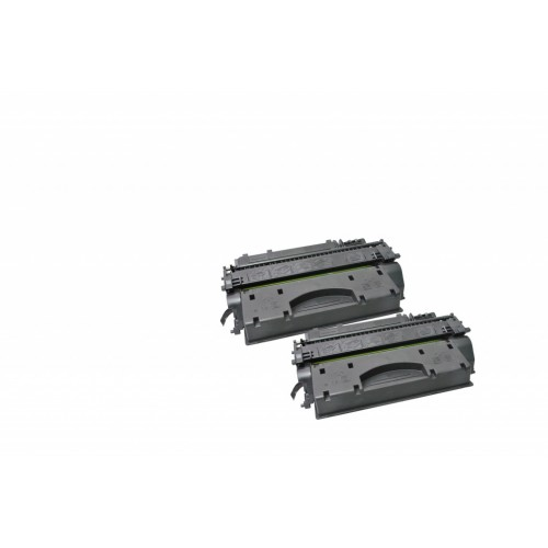 MSE - HP LaserJet M401 (80X) High Yield Twin Pack