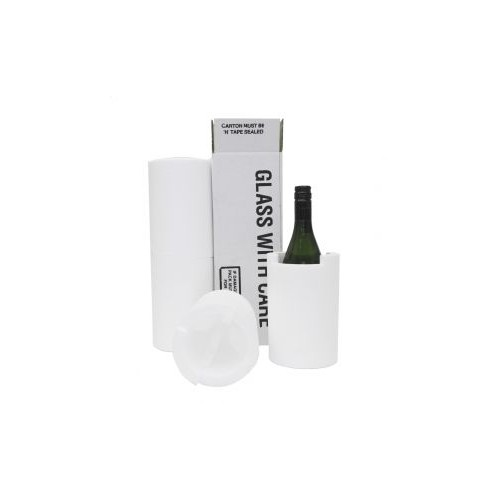 Single Bottle Packaging for Wine, Spirits & Champagne / Pack of 24