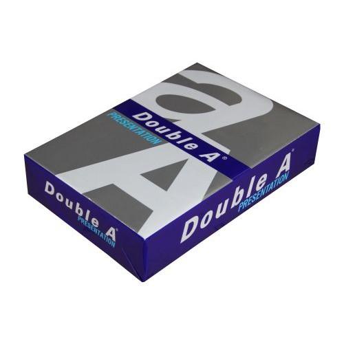 Double A Presentation White A4 100gsm Paper (500) Code DAPR21100