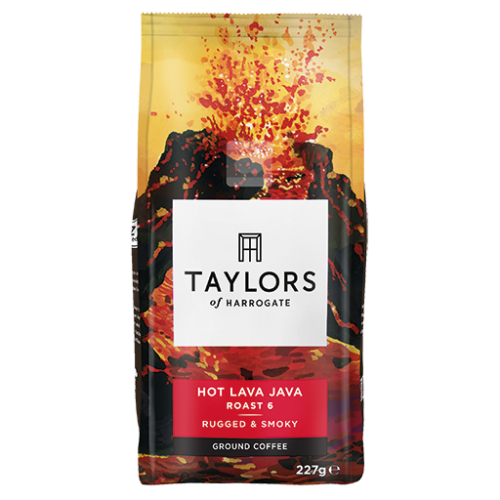 Taylors of Harrogate Hot Lava Java Roast 6  227g