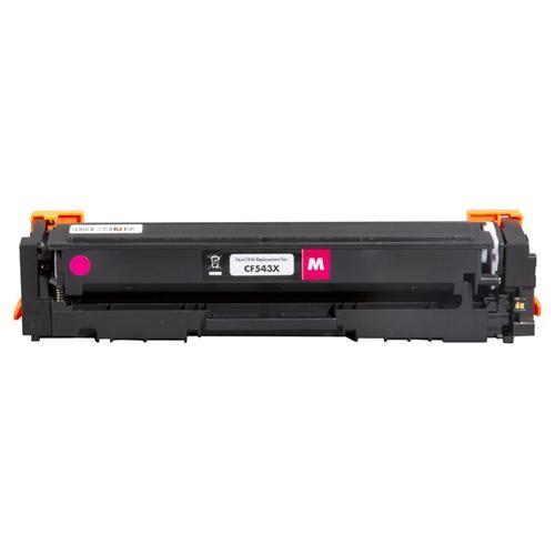 MSECF543X  HP Color LaserJet Pro M254 Magenta High Yield