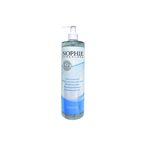 NOPHIE ALCOHOL HAND SANITISER PUMP 500ML