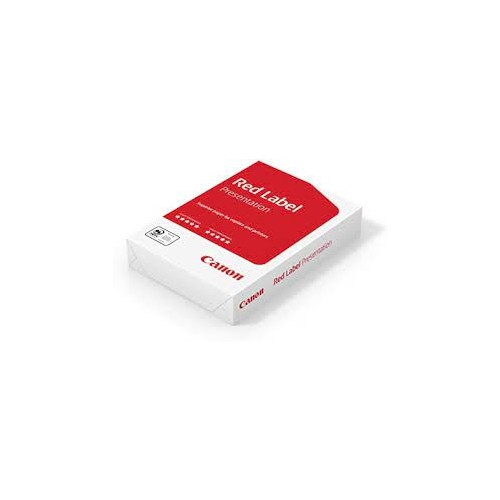 Canon A4 Red Label Ultra White Paper 80GSM Ream