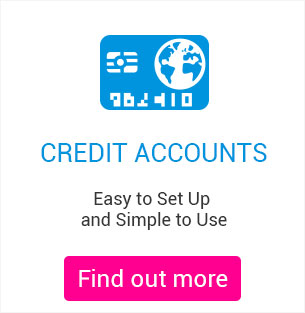 Business Credit Accounts