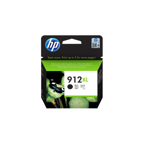 ORIIGNAL 912XL BLACK INKJET FOR HP