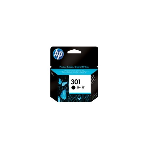 ORIGINAL 301 BLACK INKJET FOR HP
