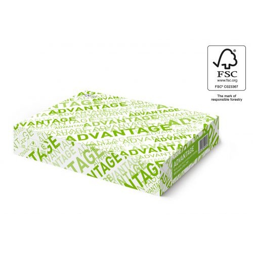 Advantage Copier Paper A3 75gsm - Single ream 500 sheets