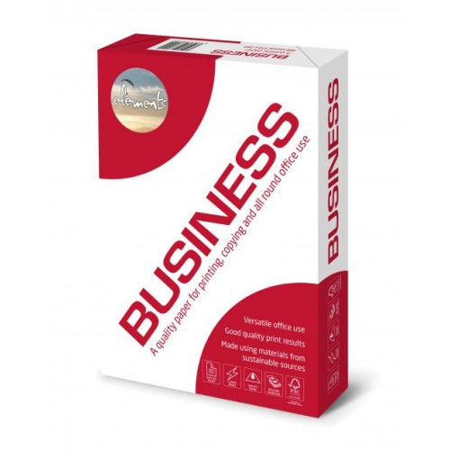 Elements Business FSC A3 75gsm White Paper (Ream - 500 Sheets) Code EELB4275