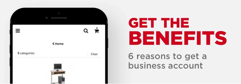 Get the Benefits