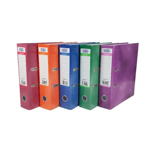 Accent Classico Lever Arch Files A4 Assorted