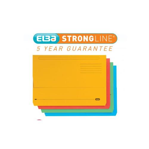 Elba StrongLine Document wallet Assorted